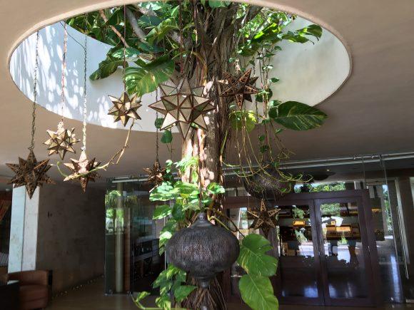 Rosewood Mayakoba Lobby Area