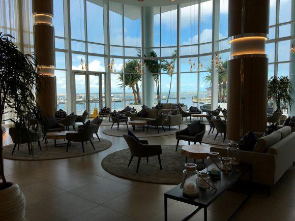 Resorts World Bimini Lobby Bar and Piano Bar