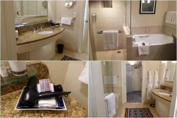 Four Seasons Hotel Prague - Renaissance Room Bathroom