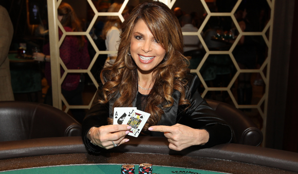Paula Abdul opened the High Limit Room back in 2013 Image Courtesy Seminole Hard Rock Hotel & Casino Tampa