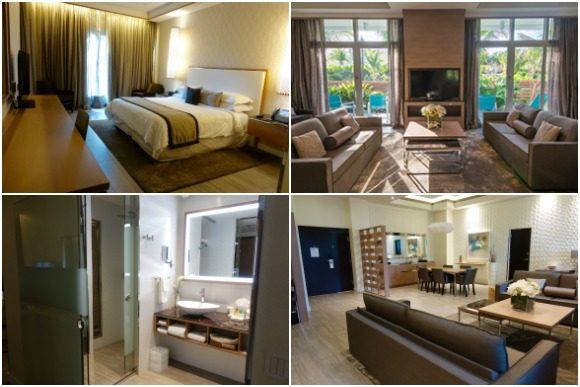 Hilton at Resorts World Bimini Suite