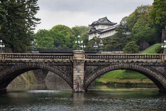 Tokyo park (Flickr: ibz_omar used under the Creative CC License)