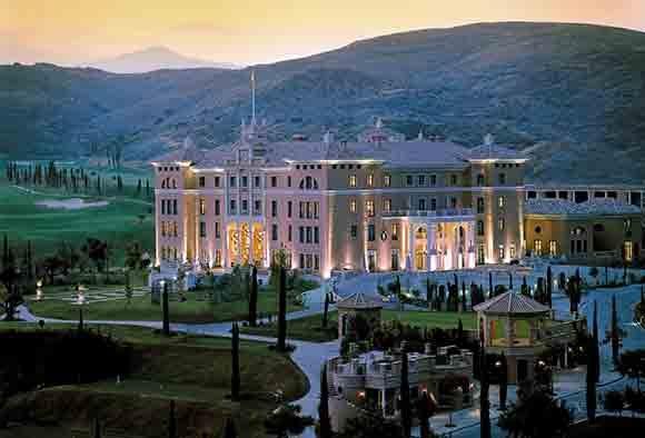 Villa Padierna Palace Hotel Marbella
