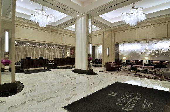 Lowes Regency Reception Area Image Loews Regency New York
