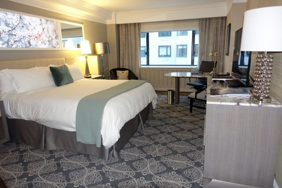 Superior King Room at The Loews Regency New York Hotel