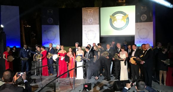 The 2016 Seven Stars Luxury Hospitality and Lifestyle Awards Winners Photo
