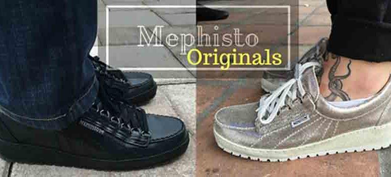 """Mephisto Relaunches """"The Originals"""""""