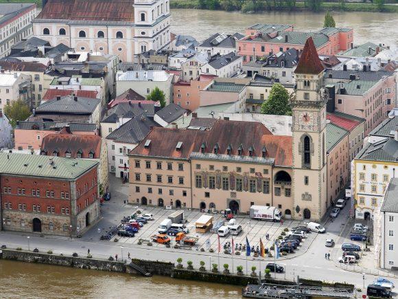 Passau Town Center