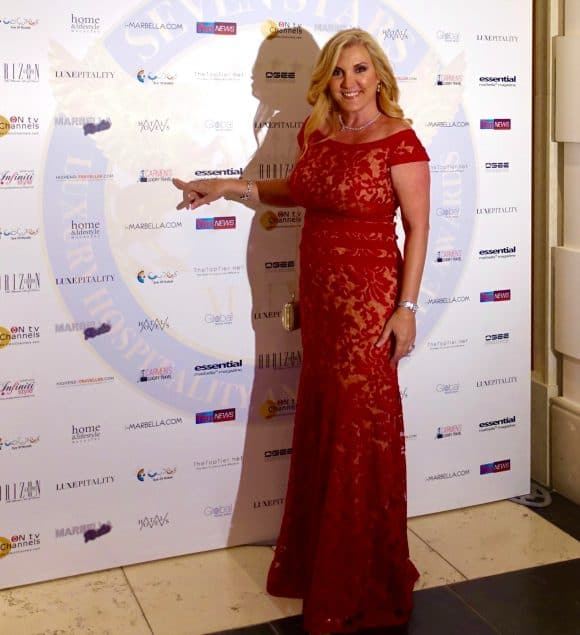 Carmen Edelson, Founder of Carmen's Luxury Travel, and Media Partner of the Seven Star Luxury Hospitality and Lifestyle Awards