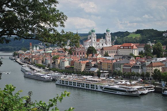 Town of Passau