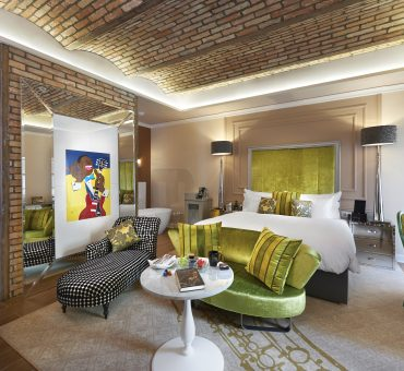 Aria Hotel Budapest – A Harmonious Stay
