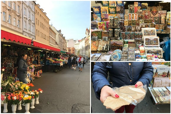 Havelsky Market Prague