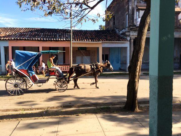 Placetas Cuba - Horse Drawn Carriages