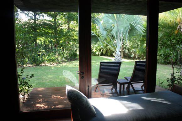 Tao Bedroom View at Casa Majani