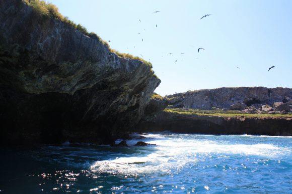 The Marietta Islands Biosphere Reserve