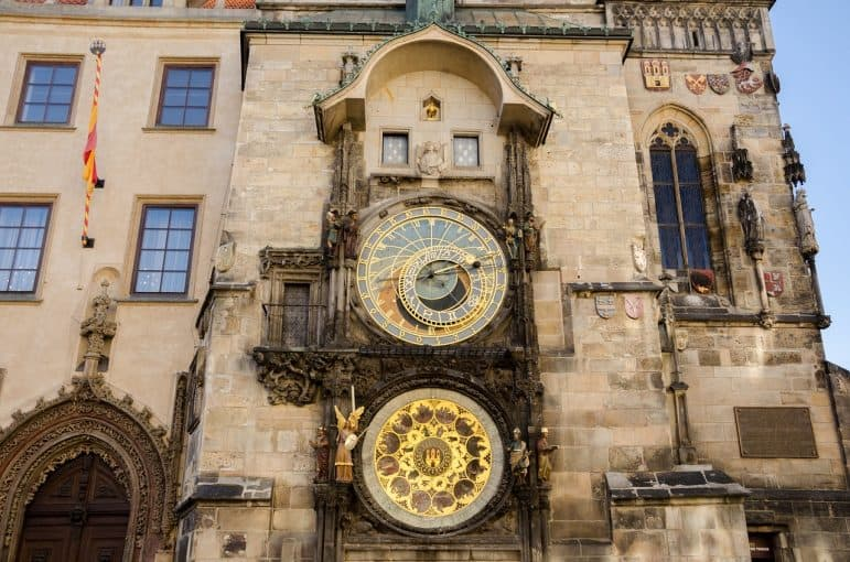 Old Town Hall Prague (Astronomical Clock)