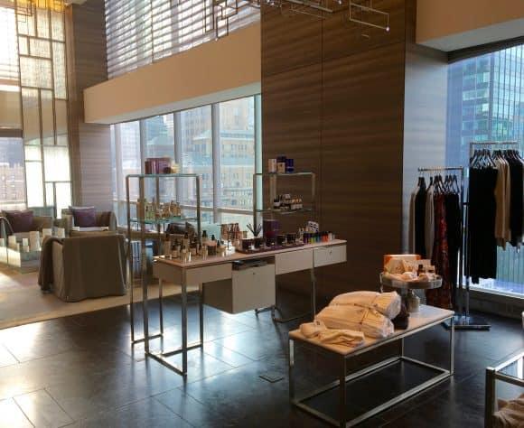 Spa Nalai Reception and Store - Park Hyatt New York