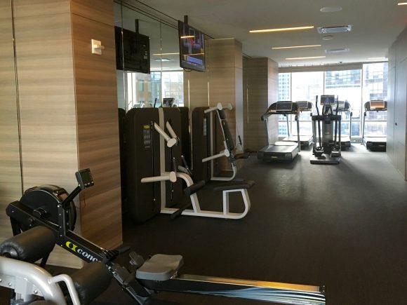 Fitness Center Equipment - Park Hyatt New York