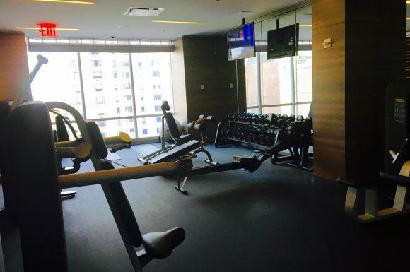 Fitness Center at Park Hyatt New York