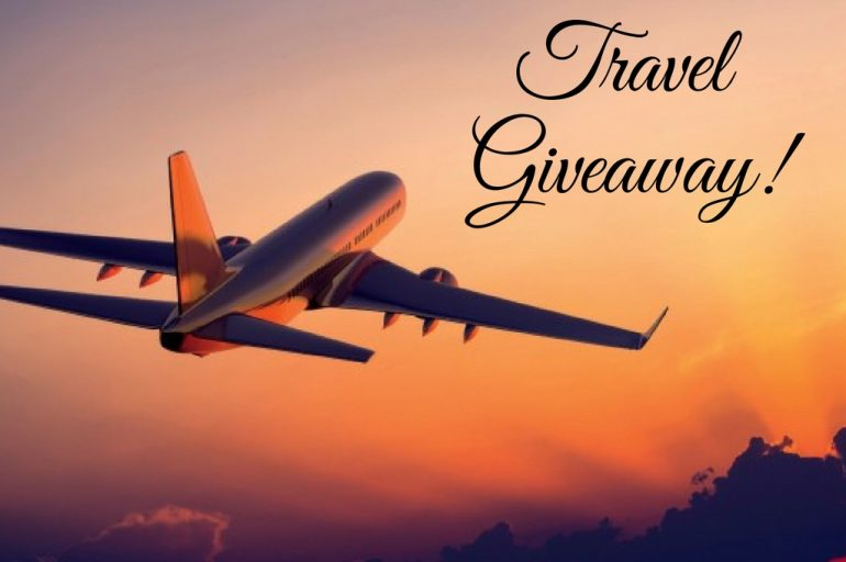 A Travel Giveaway + My 2017 Travel Plans!