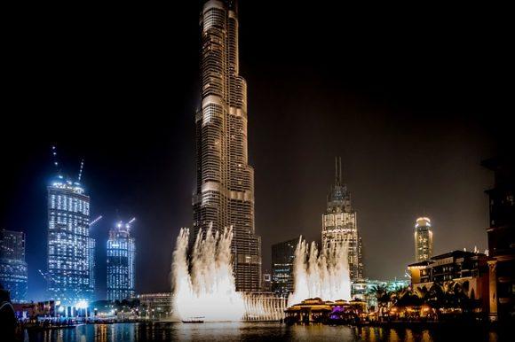 The Fountain Show - Dubai Mall