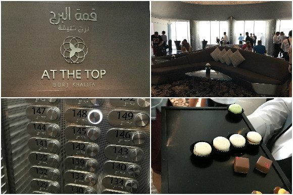 The Observation Lodge - Burj Khalifa