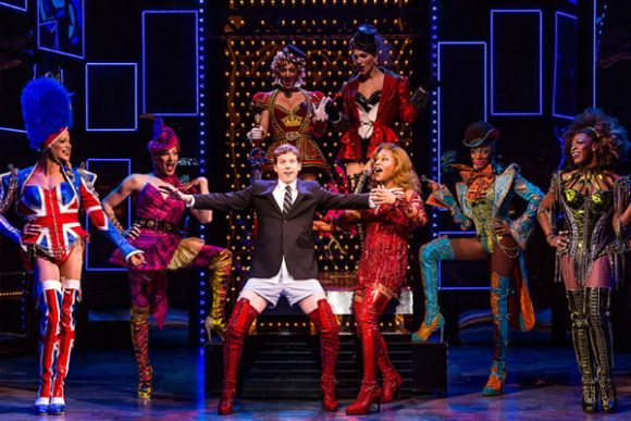 Courtesy of Broadway Kinky Boots