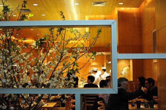 Sushi Yasuda Flickr: Or Hiltch