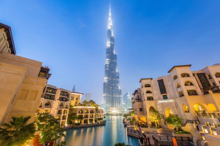 Burj Khalifa – The World's Tallest Building