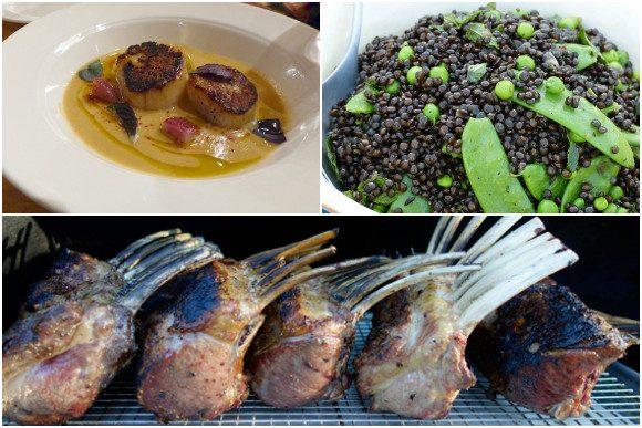 Meals at Smith Fork Ranch, Colorado