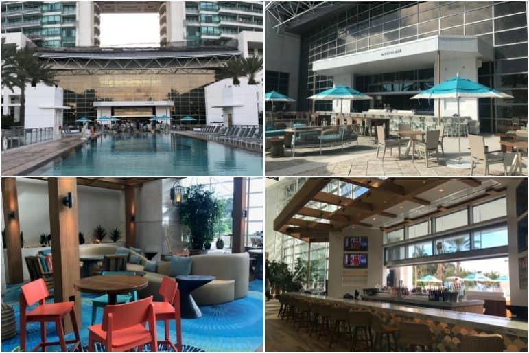 The Hotel Bar - The Diplomat Beach Resort Hollywood