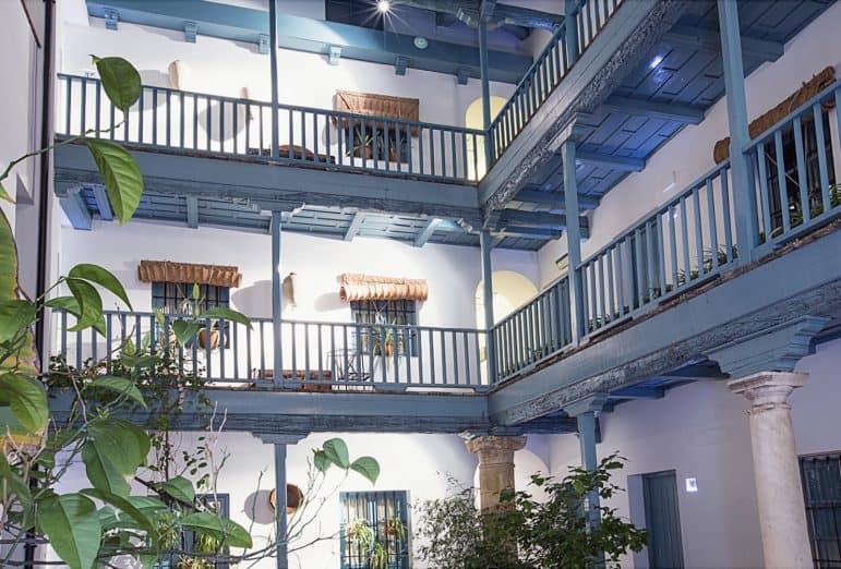 Image Hospes las Casas del Rey de Baeza Indoor Patio