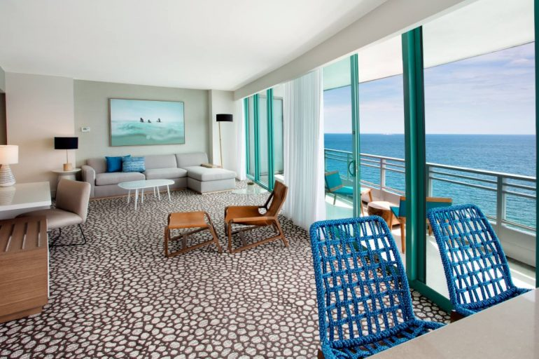 The Diplomat Beach Resort Hollywood – Luxury At Its Finest