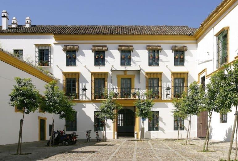 Image Hospes las Casas del Rey de Baeza Front Entrance