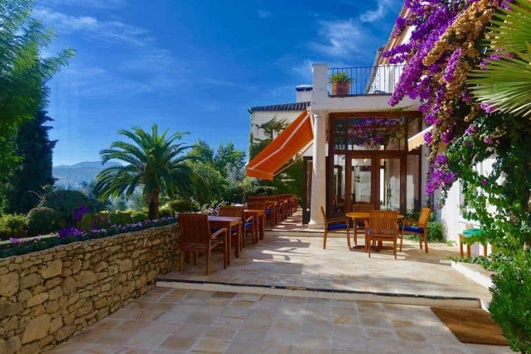 Hotel la Fuente de la Higuera, Ronda, Spain (Photo Carmen's Luxury Travel)