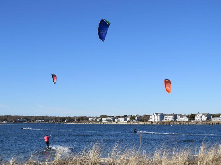 KiteSurfing in Cape Cod