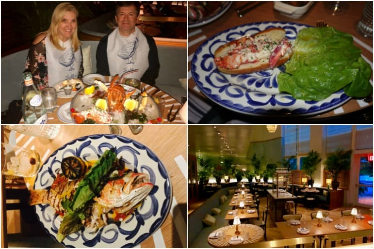 Point Royal Restaurant Dinner - The Diplomat Beach Resort
