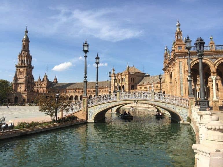 Image Alcazar of Seville