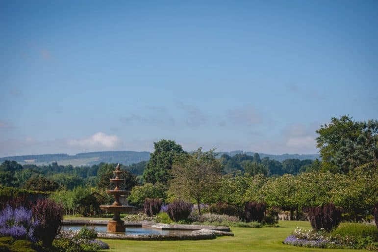 Cowdray Estates Gardens