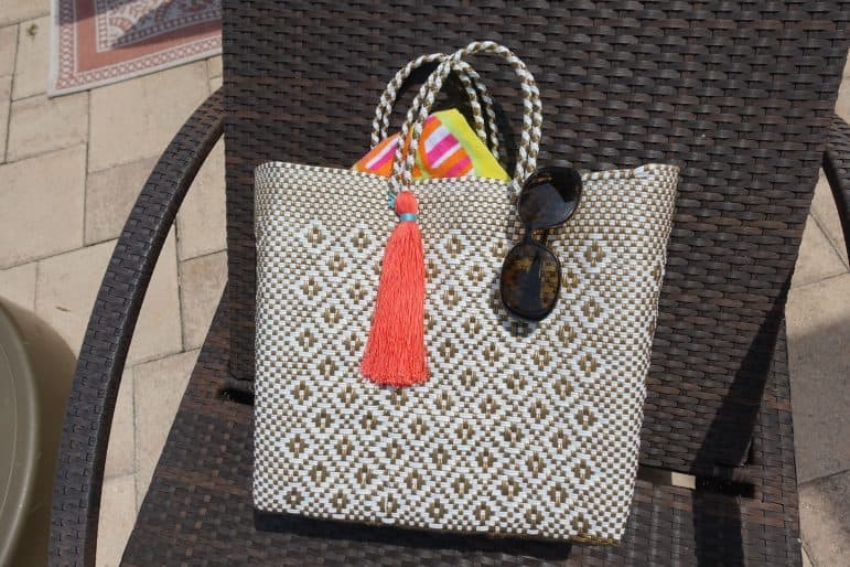 Medium Stella Tote Bag by Boutique Mexico image Carmen's Luxury Travel