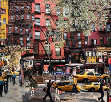 How to Spend a Weekend in New York's East Village