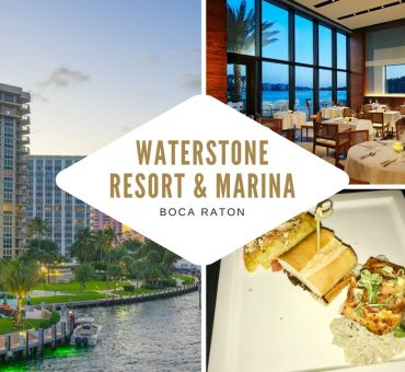 Waterstone Resort & Marina, Boca Raton – Unveils New Menu Items