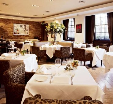 Avista in London: Italian Comfort Food with a Twist