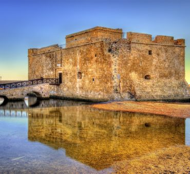 Paphos European Capital of Culture: The Perfect Yacht Charter Destination