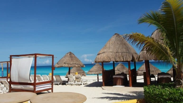 cancn is arguably the most popular vacation destination in mexico attracting tourists with its white sandy beaches and flawless design its hardly a - The Destination A Luxury Resort