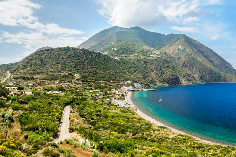 A Historic Charter Itinerary: Yachting in the Aeolian Islands
