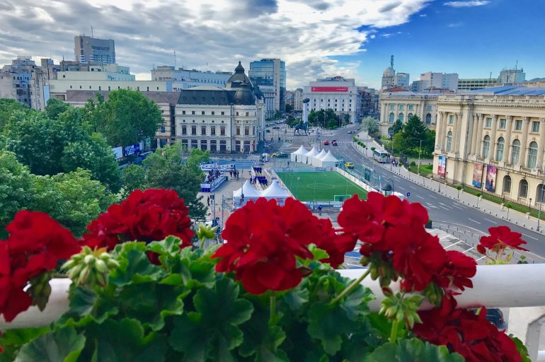 Bucharest, Romania: More Than Meets The Eye