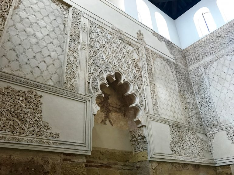 The Synagogue Cordoba Spain