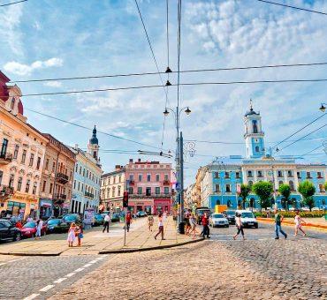 Exploring Chernivtsi, Ukraine + Day Trips