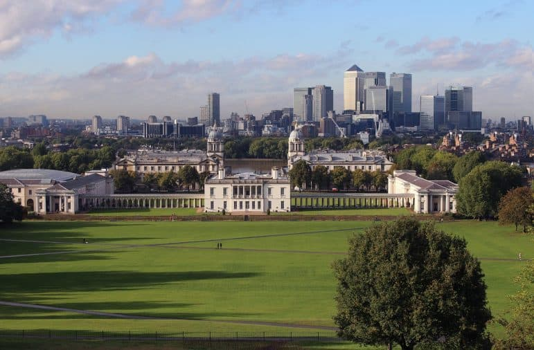 Royal Park - Greenwich Park London